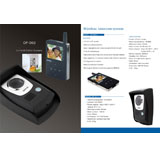 wireless intercom system OP-D02