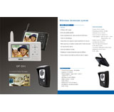 wireless intercom system OP-DO4